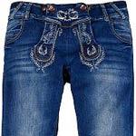 Vegane Trachten Jeans