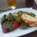 Kuffler's Weinzelt vegan
